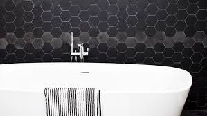 Unique honeycomb tile to give your bathroom a new look 40
