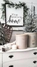 Adorable farmhouse christmas decor ideas 29