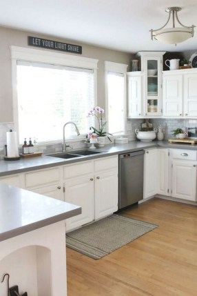 Awesome clutter-free ideas to organize your countertop 09