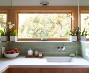 Awesome clutter-free ideas to organize your countertop 19