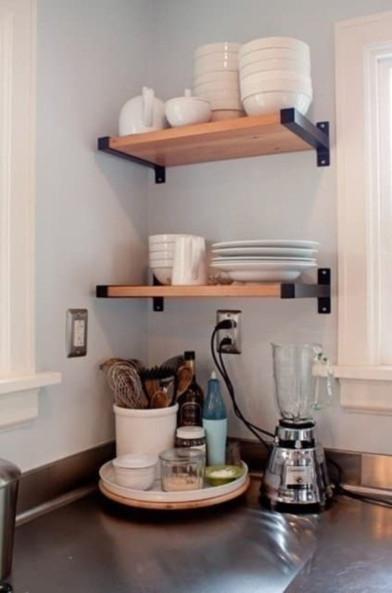 Awesome clutter-free ideas to organize your countertop 22
