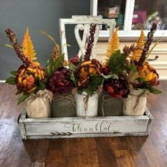 Beautiful christmas centerpiece ideas you should try 03