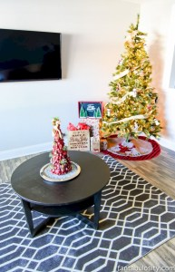 Beautiful christmas decor for small space 18