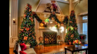 Beautiful christmas tree decoration ideas to see 01