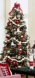 Beautiful christmas tree decoration ideas to see 19