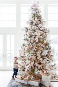 Beautiful christmas tree decoration ideas to see 30