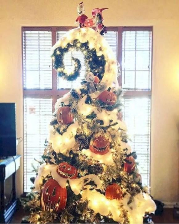 Beautiful christmas tree decoration ideas to see 53