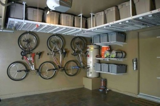 Creative hacks to organize your stuff for garage storage 09