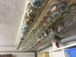 Creative hacks to organize your stuff for garage storage 21