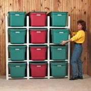 Creative hacks to organize your stuff for garage storage 27