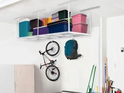 Creative hacks to organize your stuff for garage storage 33