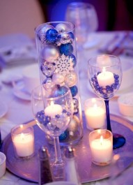 Easy winter centerpiece decoration ideas to try 03