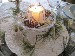 Easy winter centerpiece decoration ideas to try 11