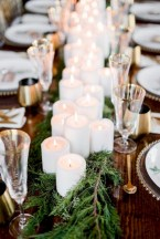 Easy winter centerpiece decoration ideas to try 25