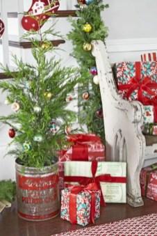 Genius ways to repurpose galvanized buckets this christmas 12