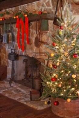 Genius ways to repurpose galvanized buckets this christmas 26