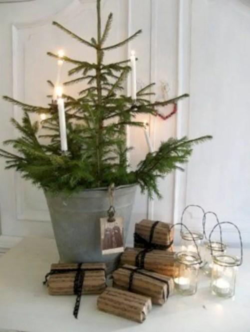 Genius ways to repurpose galvanized buckets this christmas 39