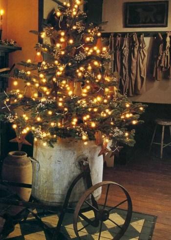 Genius ways to repurpose galvanized buckets this christmas 43