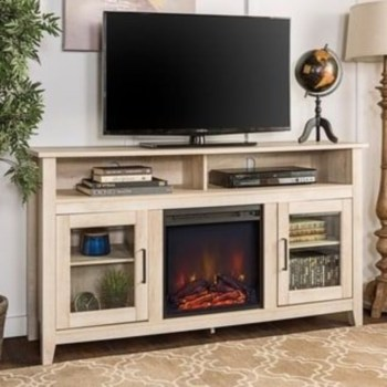 Modern tv stand design ideas for small living room 10