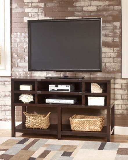 Modern tv stand design ideas for small living room 31