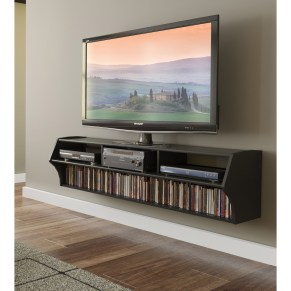 Modern tv stand design ideas for small living room 39
