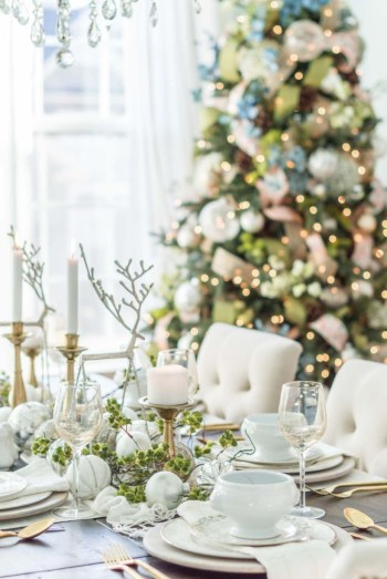 Stunning christmas decoration ideas in 2018 11