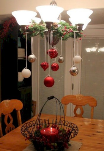 Stunning christmas decoration ideas in 2018 53