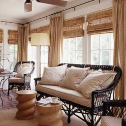 Window treatment and curtain ideas to beautify your window space 01