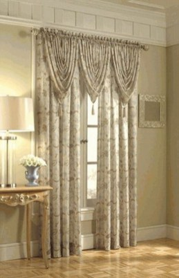 Window treatment and curtain ideas to beautify your window space 09