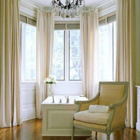 Window treatment and curtain ideas to beautify your window space 18