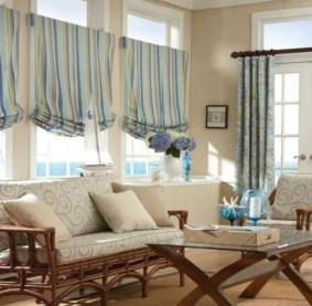 Window treatment and curtain ideas to beautify your window space 31