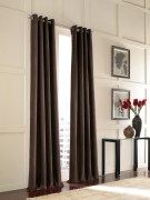 Window treatment and curtain ideas to beautify your window space 39