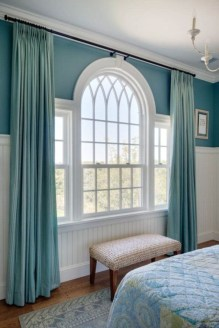 Window treatment and curtain ideas to beautify your window space 45
