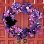 Winter christmas wreath to compliment your door 34