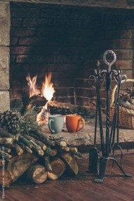 Winter hygge home decorating ideas 01