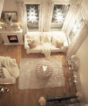 Winter hygge home decorating ideas 06