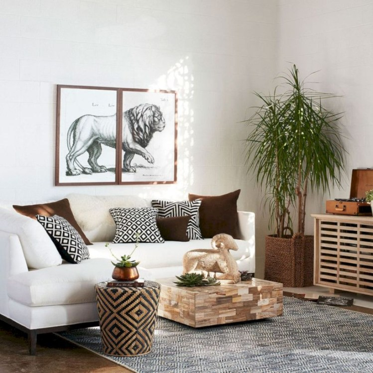 Winter hygge home decorating ideas 24