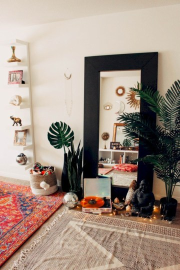Winter hygge home decorating ideas 30