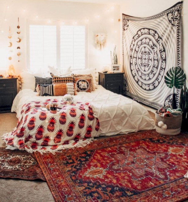 Winter hygge home decorating ideas 36