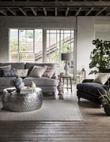 Winter hygge home decorating ideas 38
