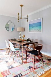 Amazing contemporary dining room decorating ideas 06