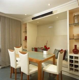 Amazing contemporary dining room decorating ideas 20
