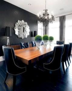 Amazing contemporary dining room decorating ideas 24