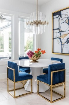 Amazing contemporary dining room decorating ideas 27