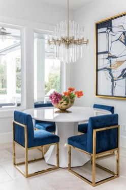 Amazing contemporary dining room decorating ideas 27