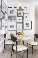 Amazing contemporary dining room decorating ideas 30