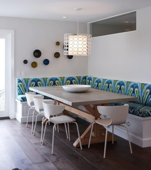 Amazing contemporary dining room decorating ideas 51