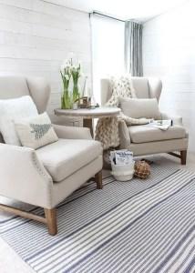 Awesome country farmhouse decor living room ideas 31