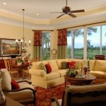 Awesome country farmhouse decor living room ideas 35