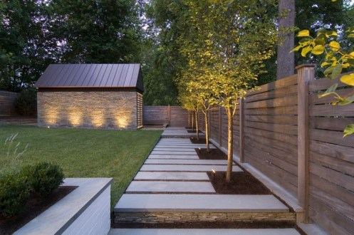 Beautiful yet functional privacy fence planter boxes ideas 31